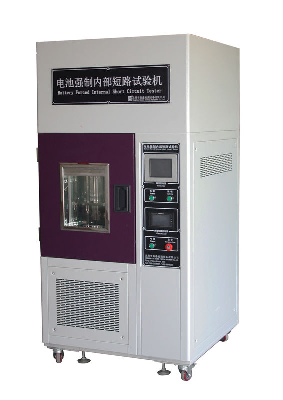 IEC62133 Test Standard Temperature Range 0℃~100℃ Battery Forced Internal Short Circuit Test Equipment