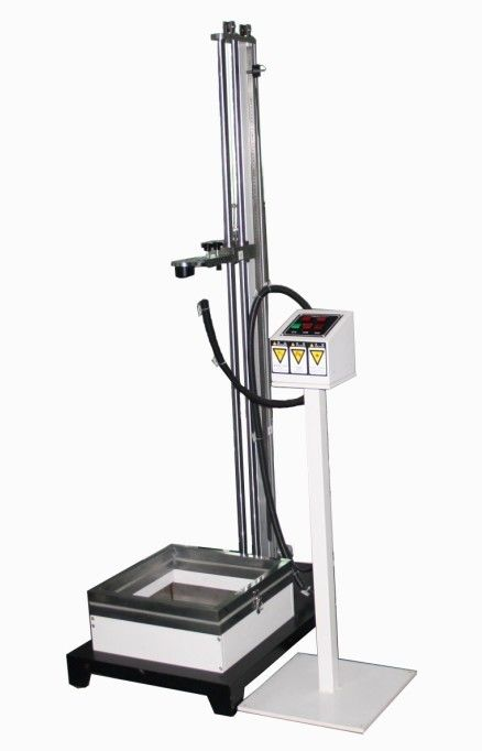 DC Electromagnetic Control Hammer Rubber Testing Machine Electric Type