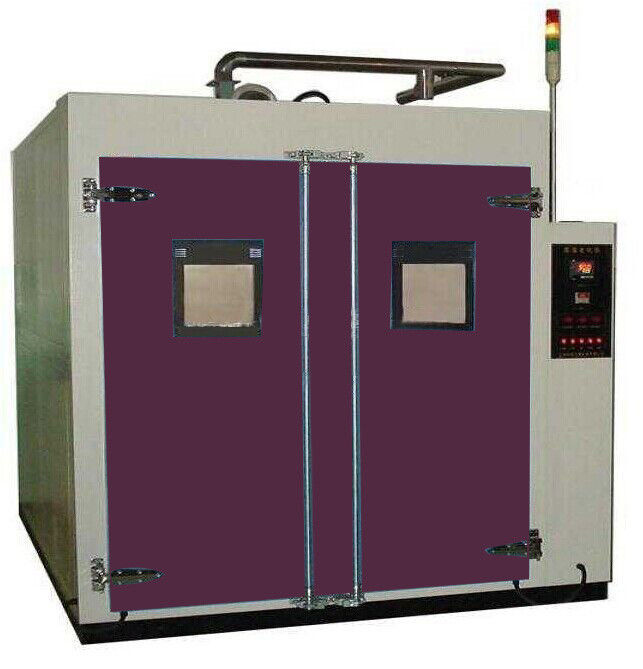 Temperature Fast Change Large Capacity Battery Pack Salt Spray Test Machine