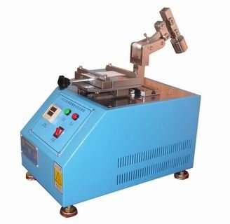 IULTCS Leather Rubbing Color Fastness Tester