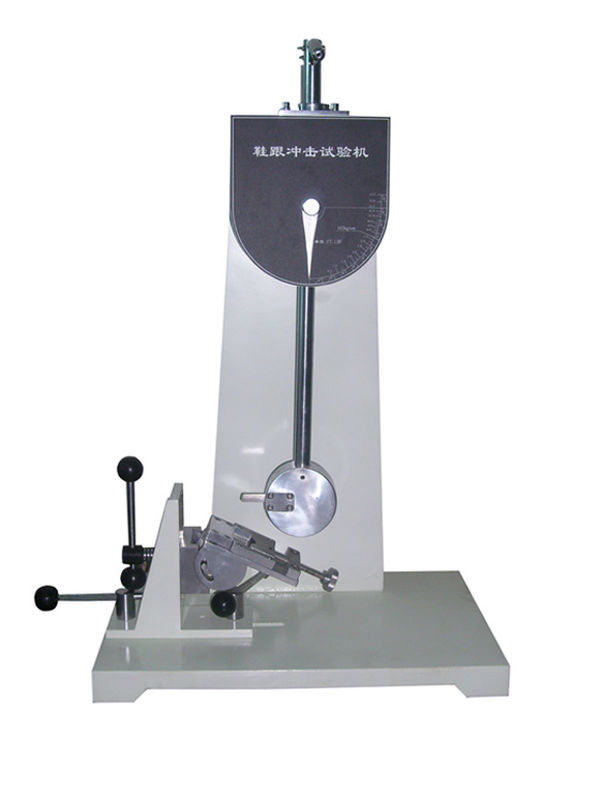 Easy Operation Impact Durability Woman's Shoes Heel Impact Tester , BS - 5131 , SATRA TM20 Standard