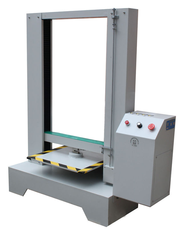 Computer Controlled Carton Box Compression Strength Tester TAPPI-T804 / JIS-Z0212