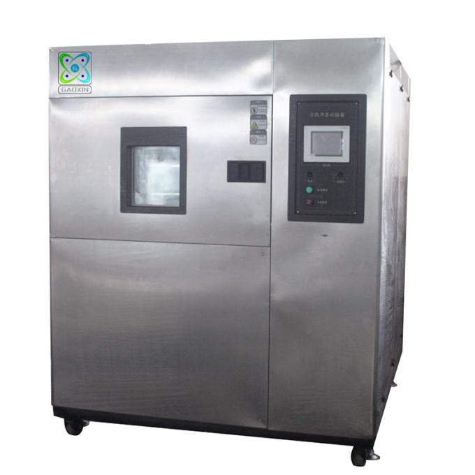 Electronic Lab Test Equipment Fast Change Temperature Cold Thermal Shock Test Chamber Environmental Chamber