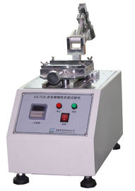 IULTCS Leather Test Machine Color Fastness To Rubbing With Reciprocating Method
