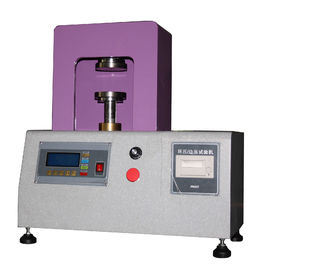 চীন 200KG Paper Testing Equipments , Vertical Compressive Strength Testing Machine পরিবেশক